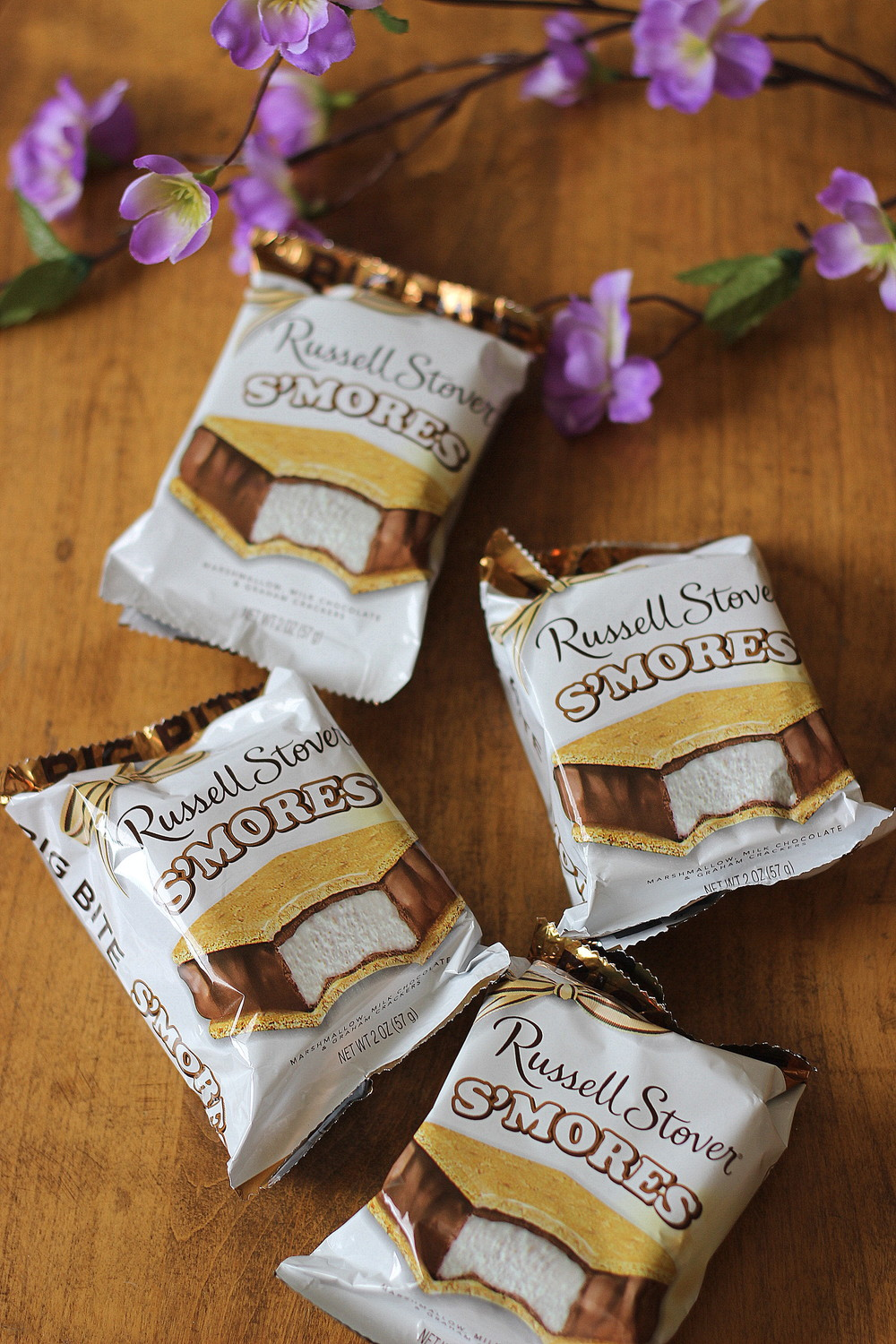 Russell Stover S'mores | Kaleidoscopes & Polka Dots