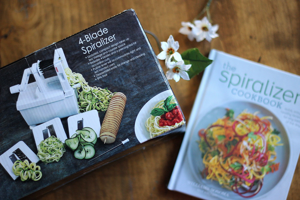 Wedding gift idea - spiralizer from William-Sanoma