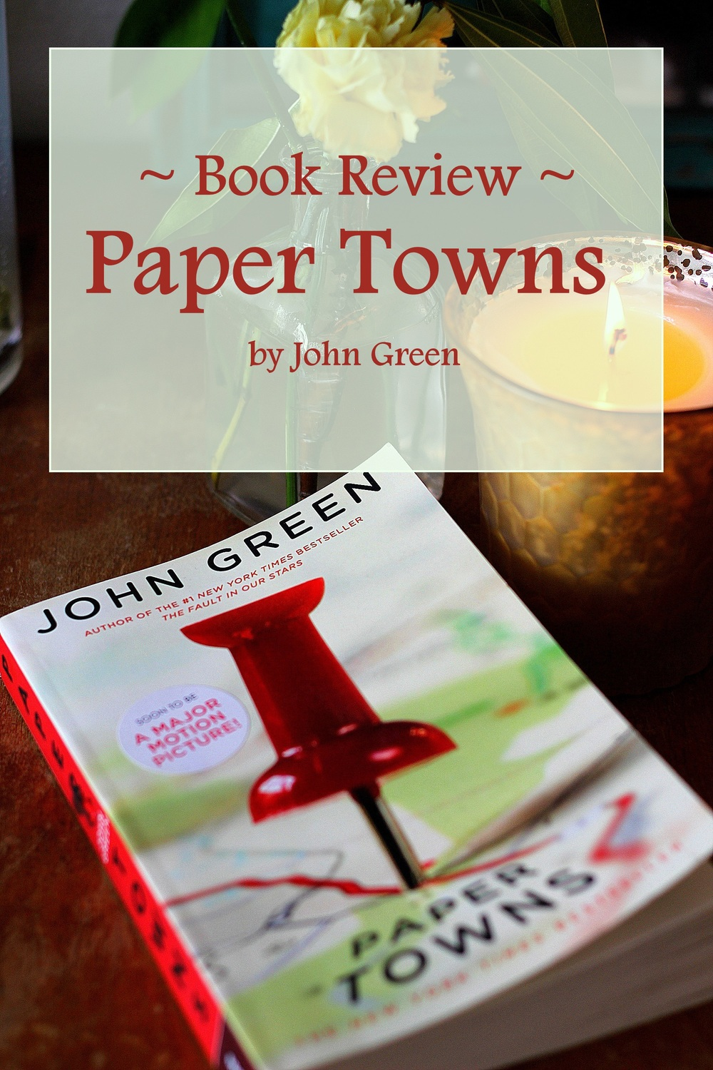 Ben, Radar, Q only three of many reasons to read this lovely book. Paper Towns book review.