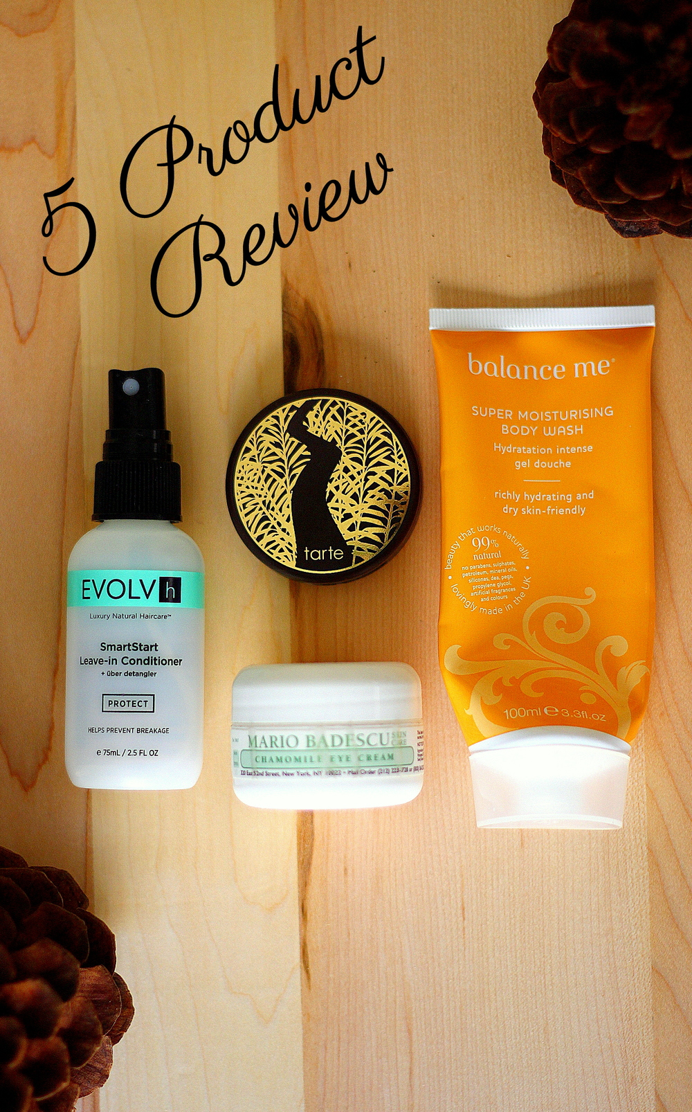 5 product's I've used up & LOVED!