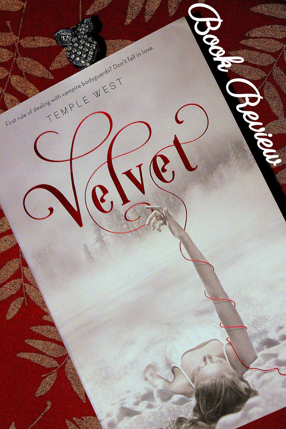 Review of Temple West's Velvet--another Soon Read's novel. Have you read it?