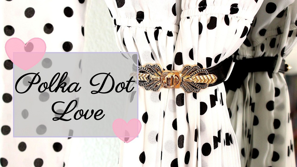 Polka dot are the best--wouldn't you agree?