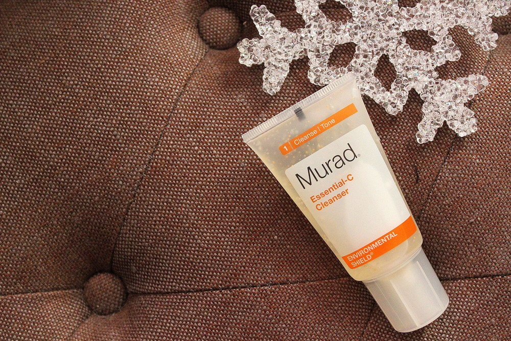 Murad Essential-C Cleanser from Environmental Shield Starter Kit