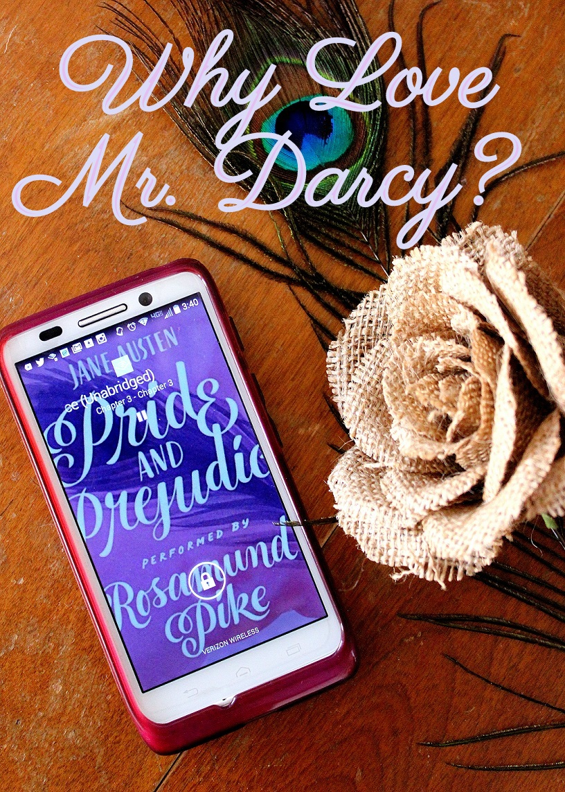 Not everyone understands the Mr. Darcy's allure. Here are just a few reasons to give in, because he is...everything a proper young man aught to be.
