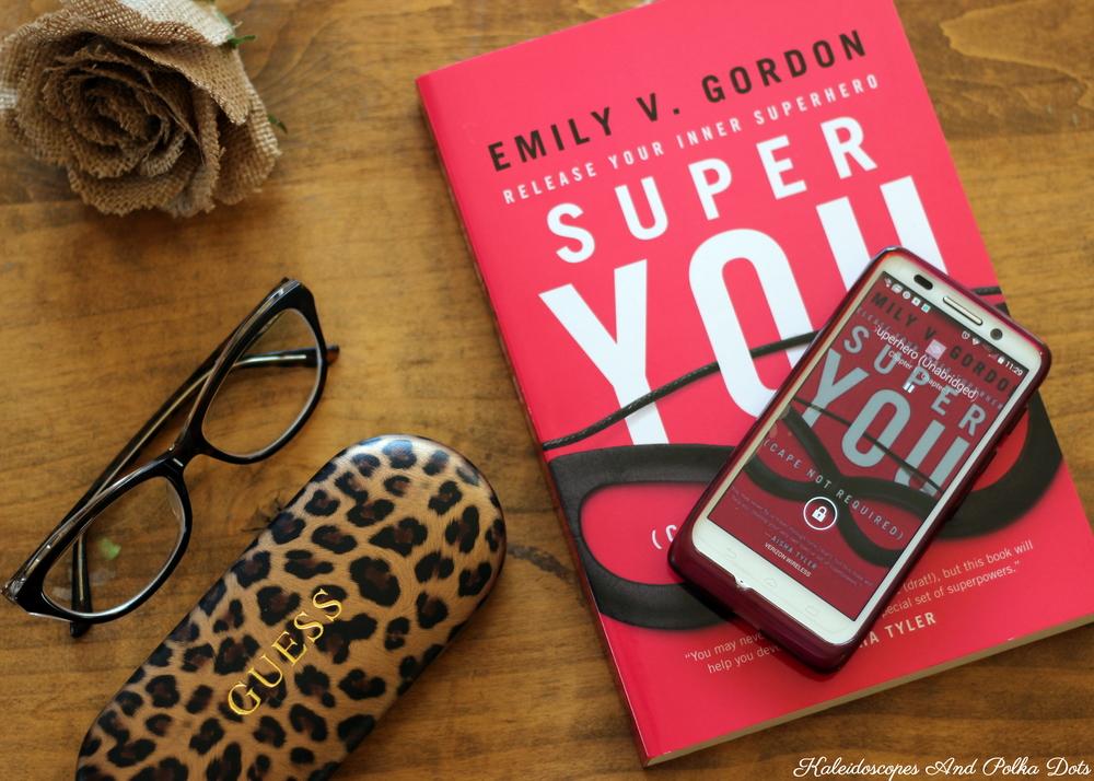 Super You by Emily V Gordon ... Kaleidoscopes And Polka Dots