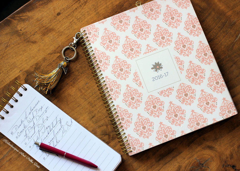 The Daily Bloom Vision Planner #bloomgirl #plannergirl #lbloggers #bloggers #planner
