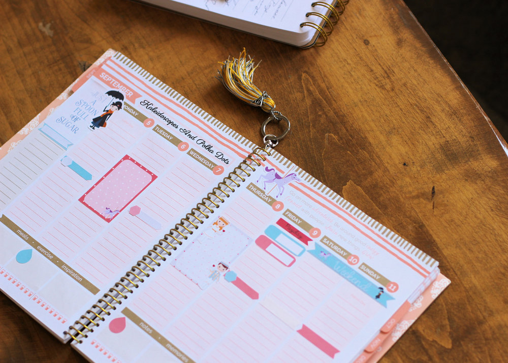 Daily Bloom Vision Planner #plannergirl #planner #lbloggers #bloggers