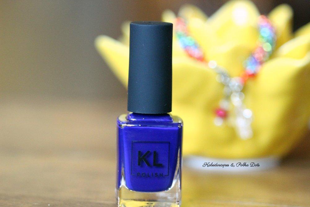 KL Polish #notd #nailpolish #favorites