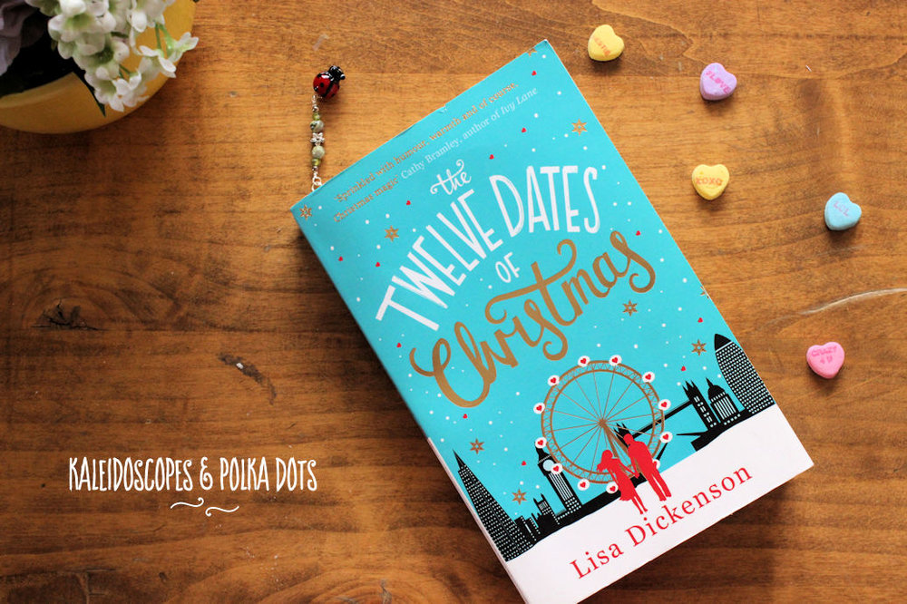 The Twelve Dates of Christmas by Lisa Dickerson #quotes #booklove #bookbloggers #lbloggers