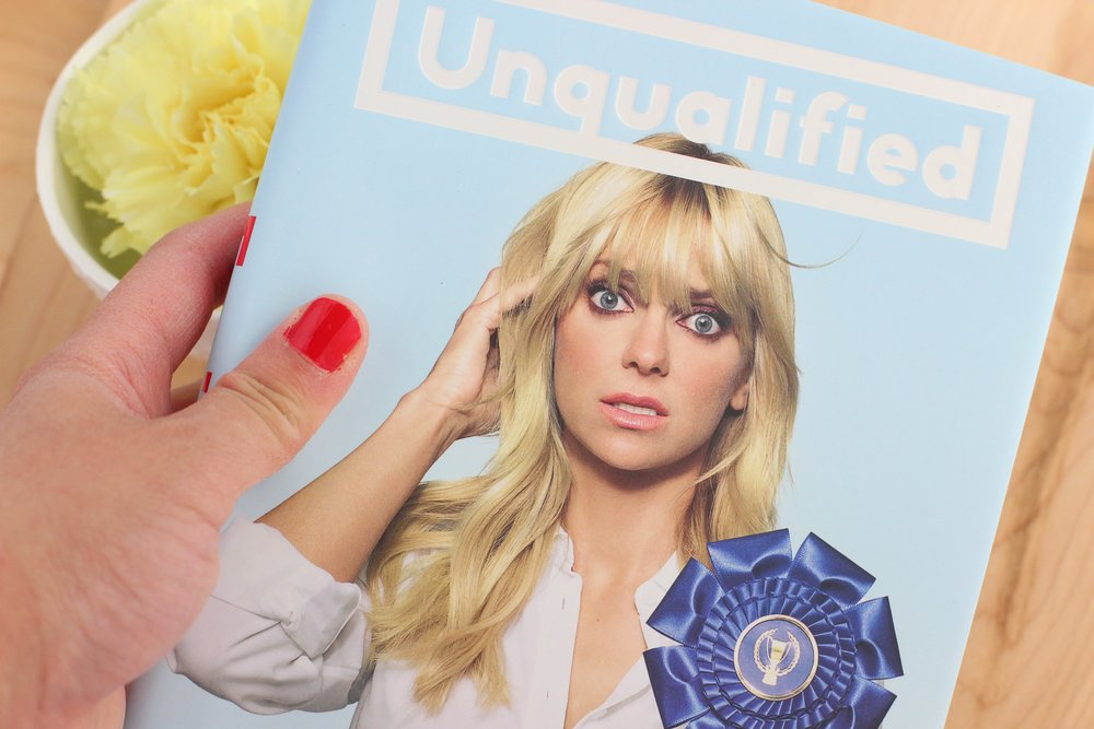 Life Lessons From Anna Farris #lbloggers #bookbloggers #cbloggers #bookreview
