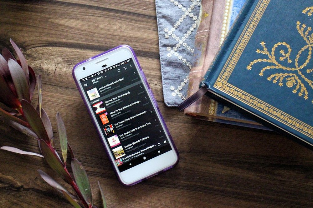 The thing about audiobooks... #bookbloggers #booklove #audiobooks #bookishpost