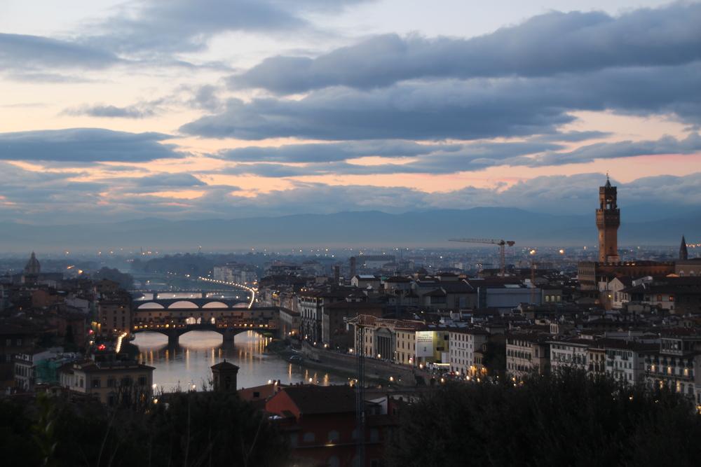Firenze at Twilight