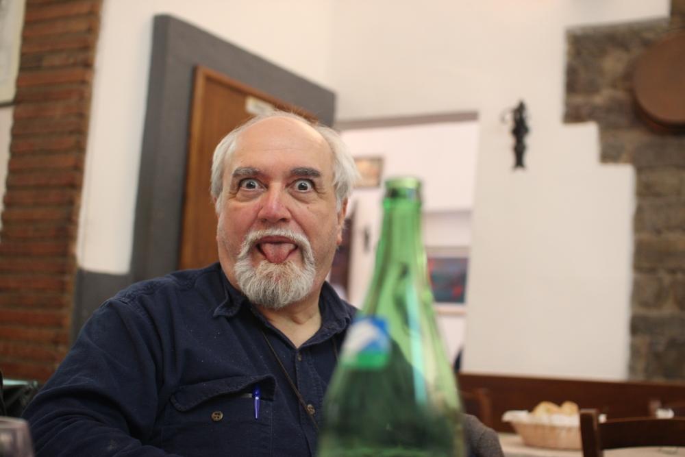 Scary Uncle Tony :-)