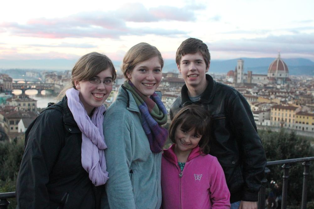 Shack Kids in Firenze
