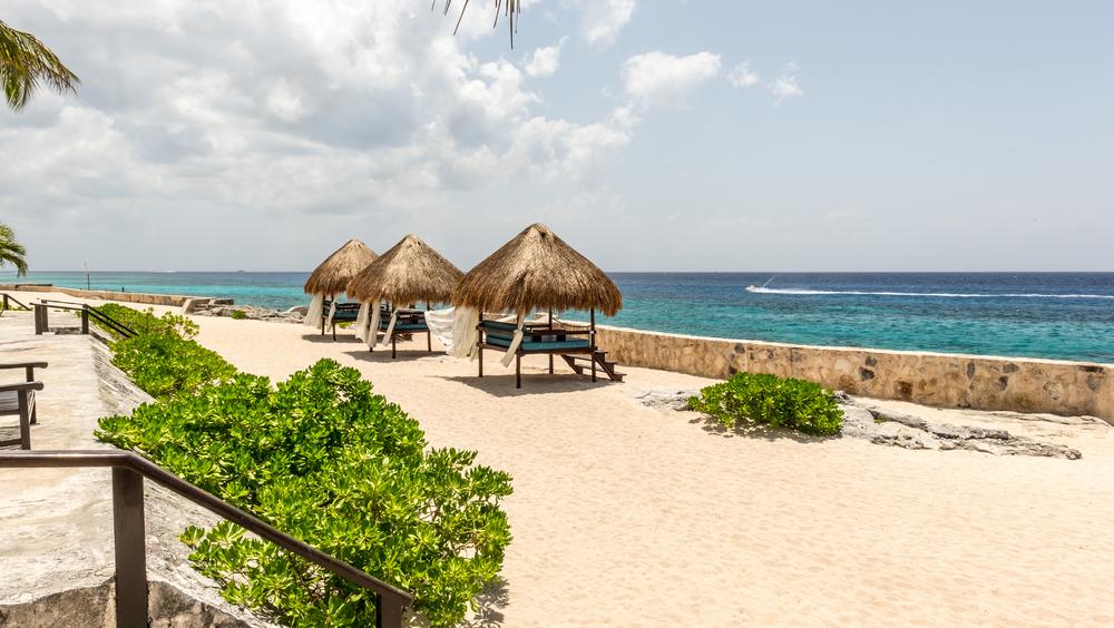 Cozumel Beach 2