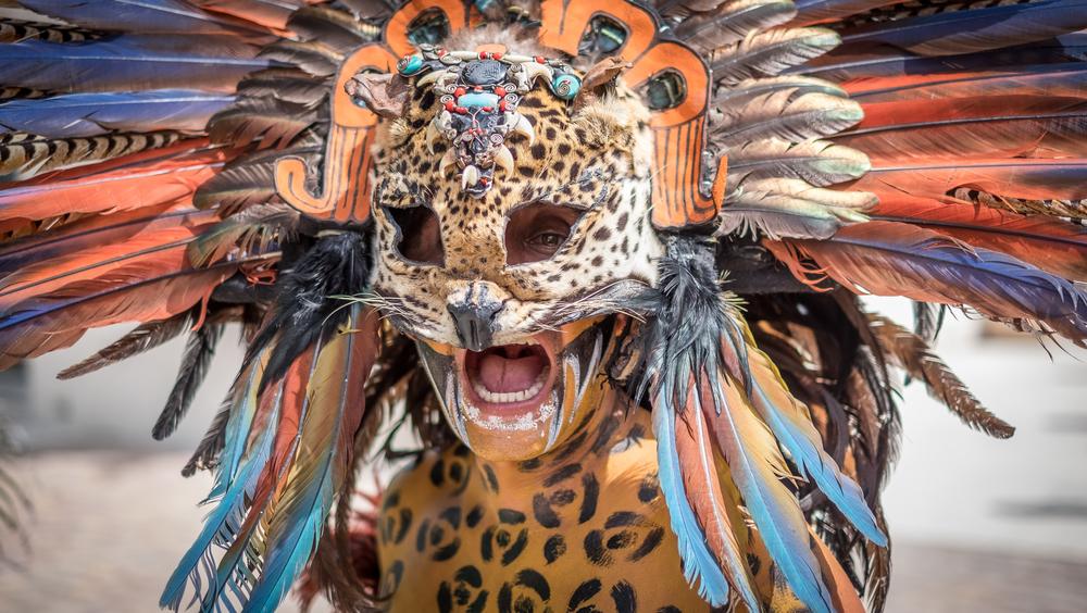 Cozumel Aztec