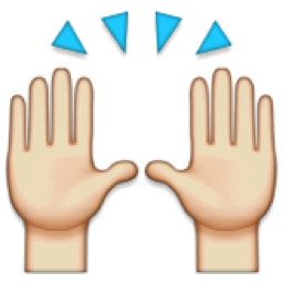 Hand Emoji PNG Pic | PNG Mart
