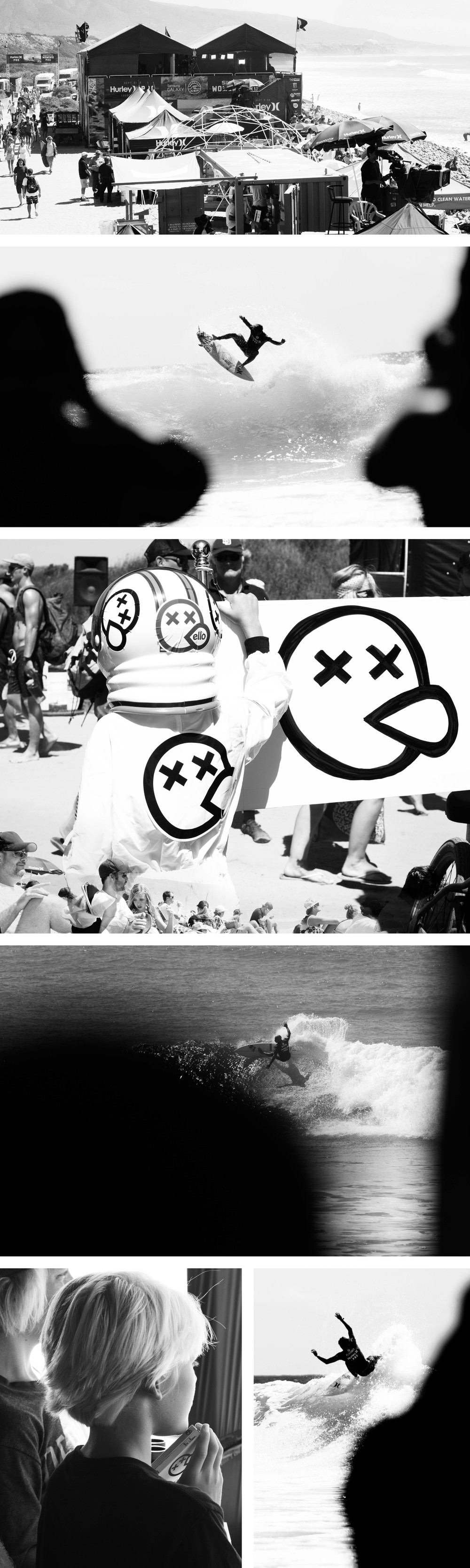 Hurley Lowers Pro 2014