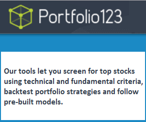 Our tools let you screen for top stocks using technical and fundamental criteria, backtest portfolio strategies and follow pre-built models.