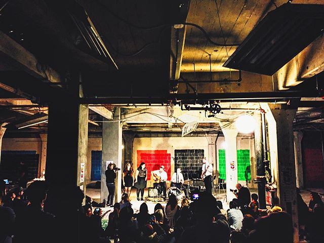 Earlier this week, @civisbureau and @sofarsoundsla hosted an amazing show at our building at 837 N Spring in #chinatown #LA. For those that are interested in #shorttermrentals for any #events, #filming, #photography, or #specialprojects, contact Mike at mk@redcarltd.com for more info!  We have an inventory of properties from #SantaMonica to #SierraMadre that may accommodate your needs!