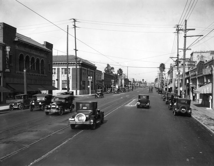 North Figueroa and Avenue 56 (circa 1925)