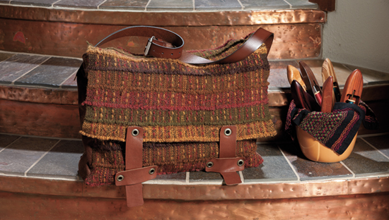 Fall Colors Craft Satchel