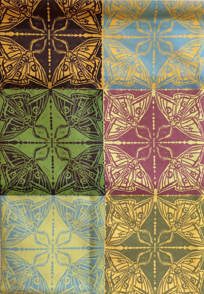 Moth Colorways