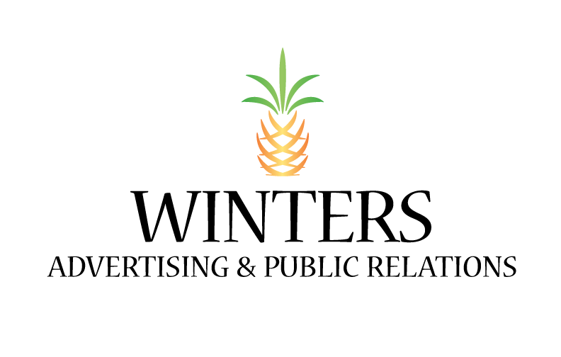 The pineapple has been used as the symbol of hospitality since colonial times in America. Winters Advertising specializes in the hospitality industries including hotels, restaurants and spas.