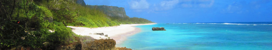 Jinapsan Beach, Guam