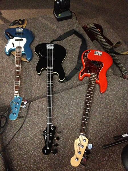 Some other key attendees at Tampa Bay Bass Players Night