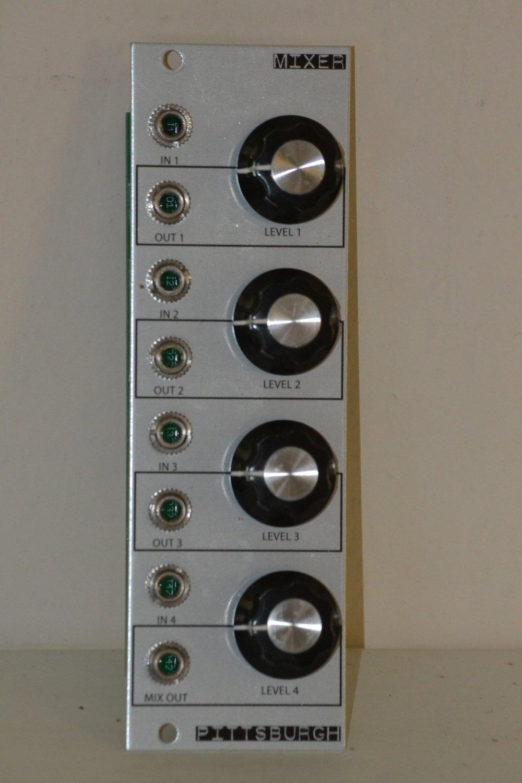 Pittburgh Modular Mixer