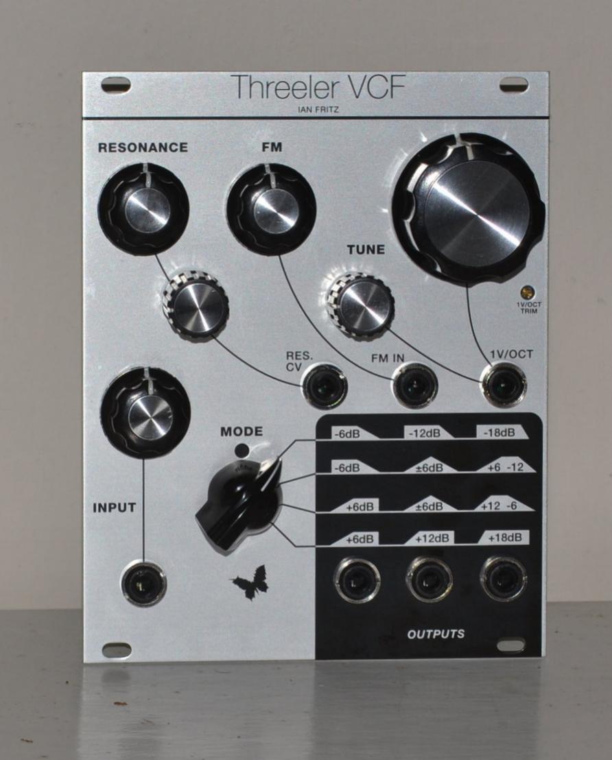 Ian Fritz Threeler VCF