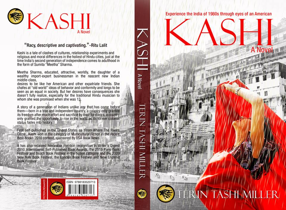 New cover for second printing of Kashi