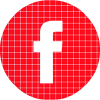 Facebook red check circle social media icon.png