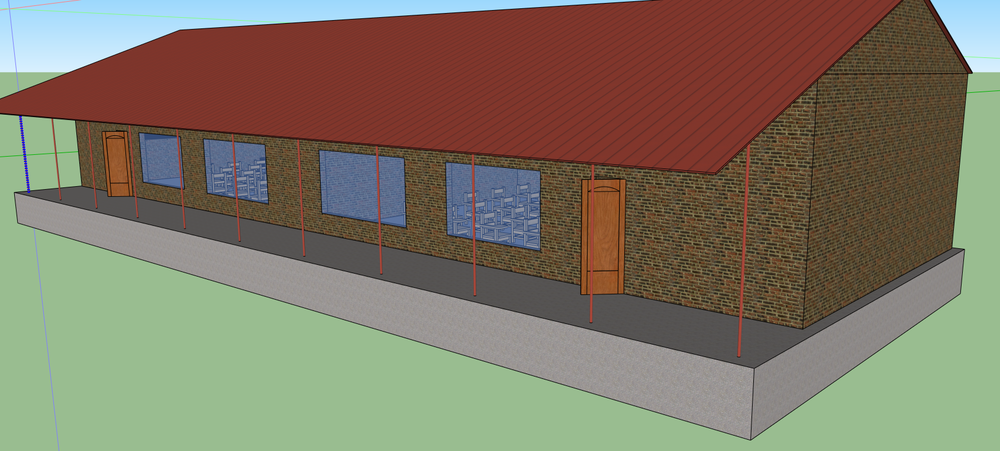 3D design of all your needs.   Google Sketchup Modeling    Find out how