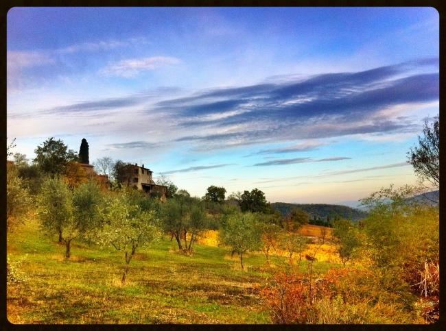 Le Fonti Winery, Tuscany, Italy