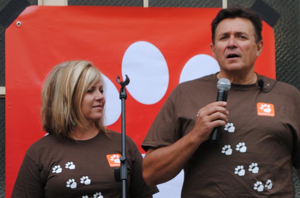 John and Kristie Polimeno (Chief Barkaroos)