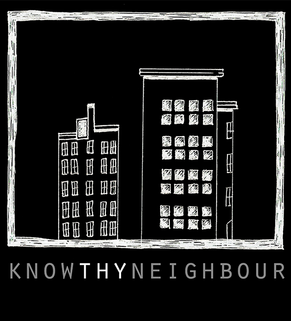 Know Thy Neighbour Project.