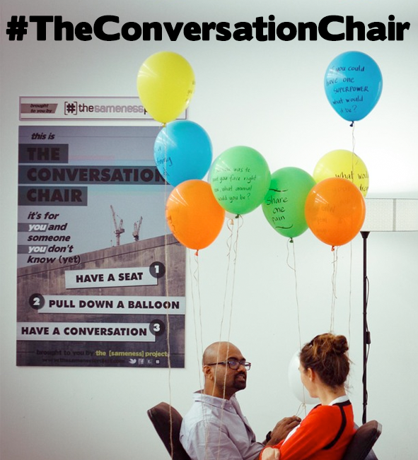 #TheConversationChair Project.