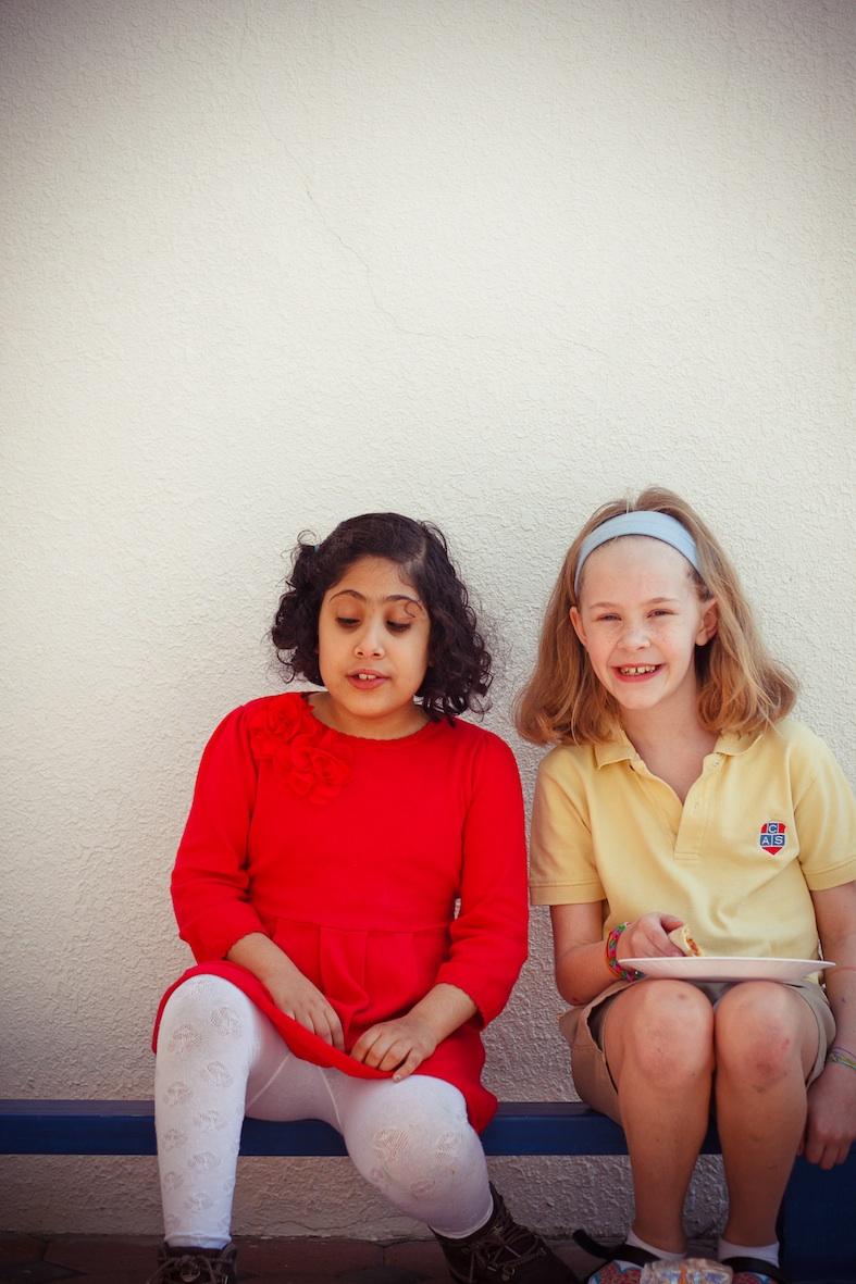 Yusrah & Lucy