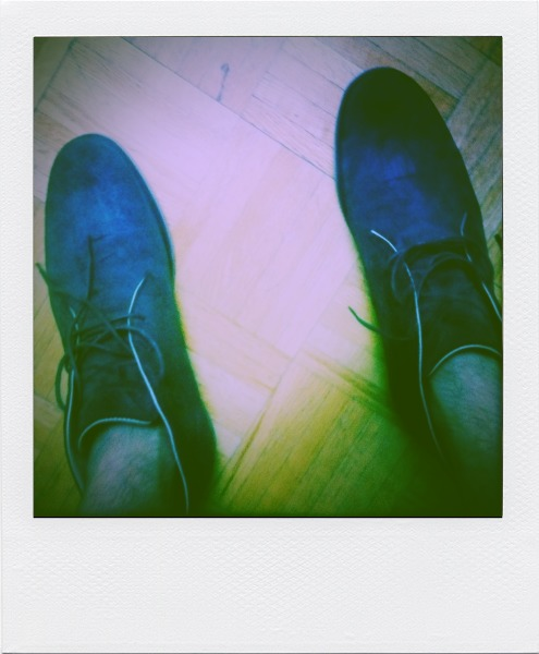 Nassim's soles