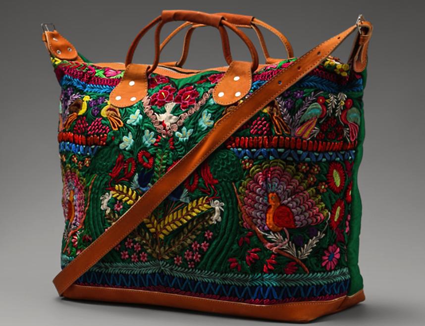 Stela 9 - Weekender Bag in Bird $275