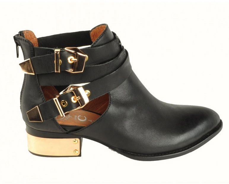 Jeffrey Campbell - Everly Bootie $199