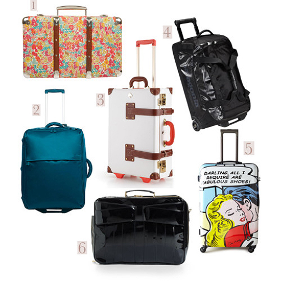 Stylish carry on, fashionable carry on, trendy suitcase, stylish fashion suitcase, kate spade suitcase, most fashionable suitcase, best looking carry on, packing tips for fashionistas, packing a lot into a small space