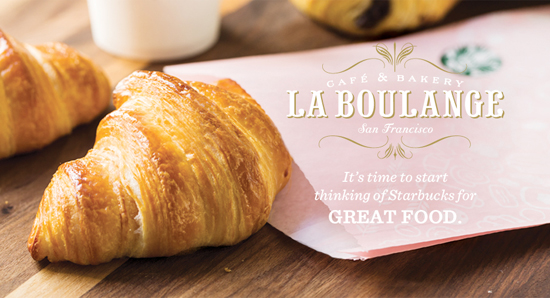 starbucks la boulange pastries, new starbucks pastries, starbucks new food, starbucks la boulange menu