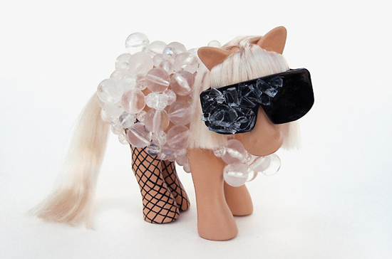Lady Gaga My Little Pony, My Little Gaga, Mari Kasurinen My Little Pony Art, My Little Pony Pop Culture, Lady Gaga Pop Culture