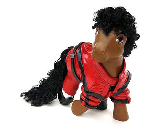 Michael Jackson My Little Pony, My Little Michael Jackson, Mari Kasurinen My Little Pony Art, My Little Pony Pop Culture, Michael Jackson Popular Pop Culture