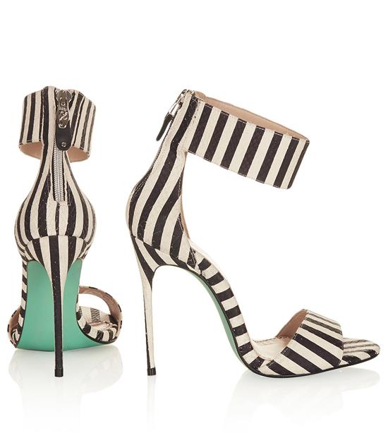 chloe jade green heels, chloe jade green ss14, chloe jade green cjg malibu heel, topshop cjg shoes heels sandals, when will topshop us stores get new shipments, nordstrom restock cjg shoes, striped stiletto heels, striped pumps, black and white striped heels, beetlejuice heels, classy and sexy heels, girl loves style, girllovesstyle.com, best bloggers los angeles, top bloggers style los angeles, black fashion bloggers, sold out cjg malibu heels, 8.5 cjg malibu