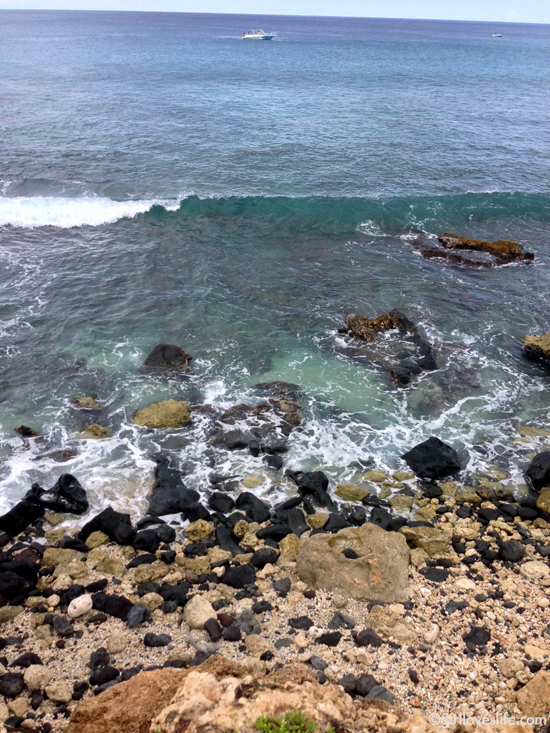 electric beach oahu, list of beaches in oahu hawaii, rocky beaches in hawaii, beaches near ko'olina oahu
