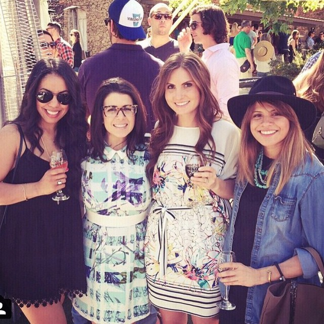 🍷👯👯💃💁 had the best time yesterday. Happy bday @stephanie.sherwood !!